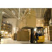 Стеллажное хранение грузов