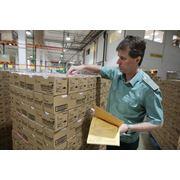 Упаковка и временное хранение грузов на отапливаемом складе.
