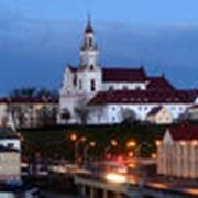 Встреча Нового года в королевском городе Гродно фото