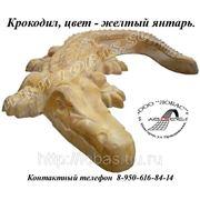 Форма из АБС — пластика для производства статуэтки «Крокодила»
