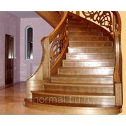 Элитные лестницы фото