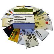 Изготовление визиток. фото