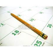 Печать календарей фото