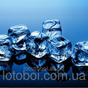 "Фотообои ""Кубики льда 210 х 250"" Палитра 2000000283722 фото"
