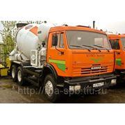 Автобетоносмеситель 69361H на шасси КАМАЗ 65115 фото