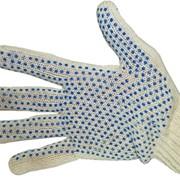 Перчатки хлопчатобумажные фото