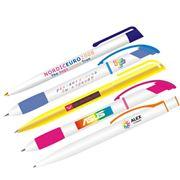 Ручки с нанесением логотипа фото