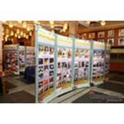 Аренда выставочных стендов и оборудования фото