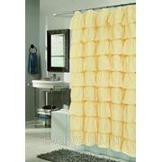Шторка для ванной carmen золотая (868104) фото