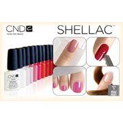 Инновационное покрытие для ногтей SHELLAC фото