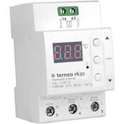Цифровой терморегулятор для электрических котлов terneo rk20 фото