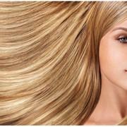 Наращивание волос, уход за волосами фото