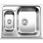 "Кухонная мойка ""Blanco"" Tipo 6, матовая сталь фото"