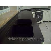 Влитые кухонные мойки, 23 модели фото