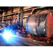 Изготовление емкостей из металла под заказ фото