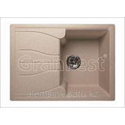 Мойка GranFest GF-S680 L / 1 секционная фото