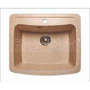 Мойка GranFest GF-S605 / 1 секционная фото