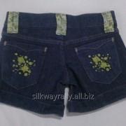 Женские джинсовые шорты TJK KENT SORT 2009 фото