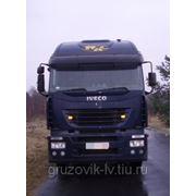 IVECO Stralis кабина фото