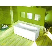Акриловая ванна прямоугольная MUZA 140x75 POOLSPA (Польша-Испания)