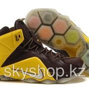 Кроссовки Nike LeBron XII 12 Knight Elite Series 40-46 Код LBXII18 фото