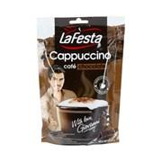 Напиток с натуральным кофе La Festa капучино-шок фото