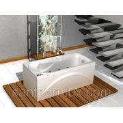 Гидромассажная ванна Акватек Леда 170х80 фото