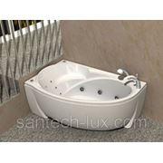 Гидромассажная ванна Акватек Бетта 150х95 L/R фото