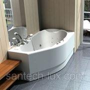 Гидромассажная ванна Акватек Таурус 170х100 L/R фото