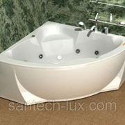 Гидромассажная ванна АКВАТЕК Поларис 140х140 фото