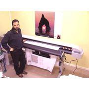 Полноцветная широкоформатная печать и сканирование фото