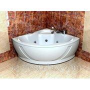 Гидромассажная ванна Акватек Галатея 135х135 фото