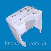 Вихревая медицинская ванна AQUAMANUS фото