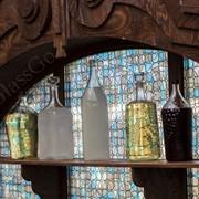 Бутылка стеклянная. фото