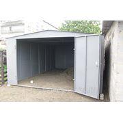 Металлические гаражи в Мариуполе