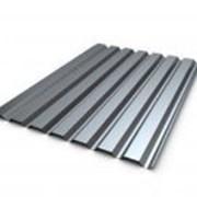 Лист профилированный металлошифер 0,45 МП40, 1.11х0.5-16 фото