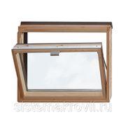 Вертикальные карнизные окна VFE/VIU фото