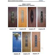 """Двери бронированые """"Класик"""" фото"""