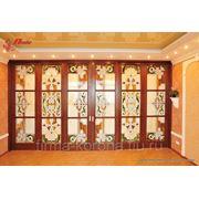 Деревянные двери межкомнатные: фото красивых дверей в