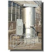 Оборудование для сушки табака воздушным потоком газовое/Incalzitor de aer cu gaze pentru uscarea tutunului in verde DAG-01 фото