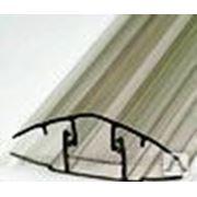 Профиль соединительный разъемный (HCP) 6000/10мм фото