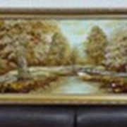 Пейзажи из янтаря по фотографии фото
