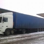 Грузові вантажні перевезення 20-25 тонн. фото