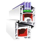 Профиль ПВХ КВЕ-70 энергия и комплектующие фото