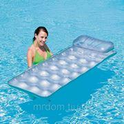 """Матрас для плавания """"льдинка"""" 188*71см. (подарочная упаковка) (829089) фото"""
