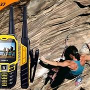 Мобильный телефон GK3537 (GPS, рация,противоударный, влагозащищенный,2 сим-карты) ОРИГИНАЛ!!! фото