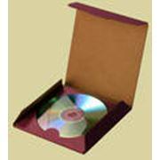 Упаковка дисков (конверты боксы диджипаки и др.) фото