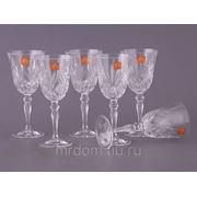 """Набор бокалов для воды из 6 шт.""""мелодия"""" 270 мл. (686420) фото"""