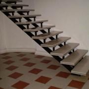 Каркасы лестниц под обшивку фото