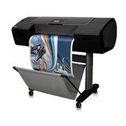 Широкоформатная струйная печать на фотоплоттере фото